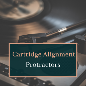 Cartridge Alignment Protractors