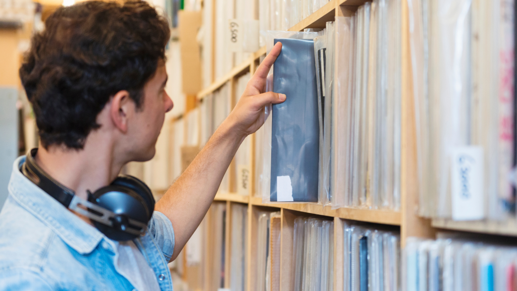 How to Clean a Vinyl Record